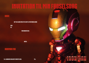 Ironman_invitation_fødselsdag_tværformat