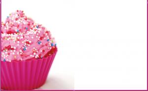 Pink_cupcake_børnefødselsdag_bordkort