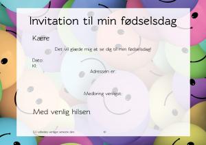 Smiley_fødselsdagsinvitation_tværformat