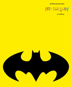 Batman_Bordkort_skabelon