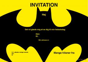 Batman_fødelsdagsinvitation-tværformat