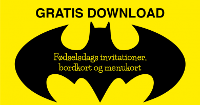 Batman, Batman fødselsdag, fødselsdag Batman, Batman børnefødselsdag, Batman invitation, Batman, gratis invitation til fødselsdag, gratis bordkort, gratis download invitation, invitation dowmload, bordkort download
