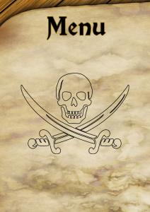 Pirat_børnefødselsdag_Menu