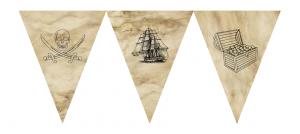 Pirat_børnefødselsdag_flagrank