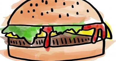 Hjemmebagte burgerboller opskrift alletidersdag børnefødselsdag inspiration