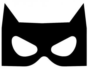 Batman-maske