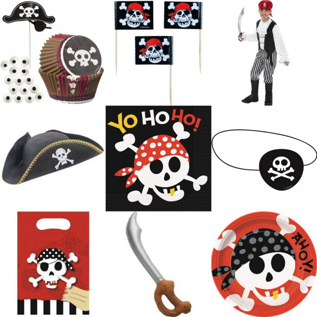 pirat fødselsdag inspiratiion alletiders dag pirat børnefødselsdag