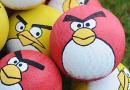 5 sjove Angry Bird spil til børnefødselsdagen