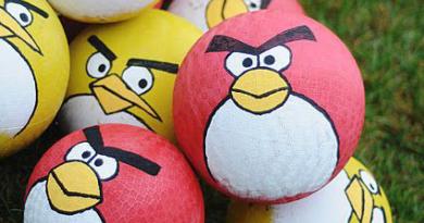 Angry-Bird-lege-fødselsdag