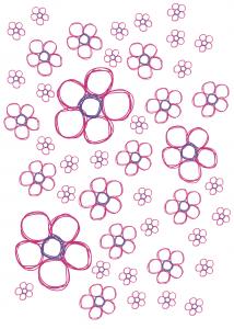 Barbie-blomster