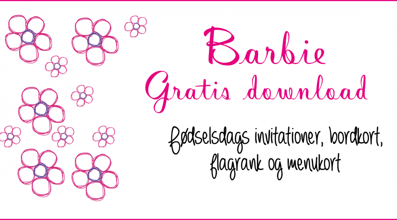 Barbie-fødselsdag-gratis-download