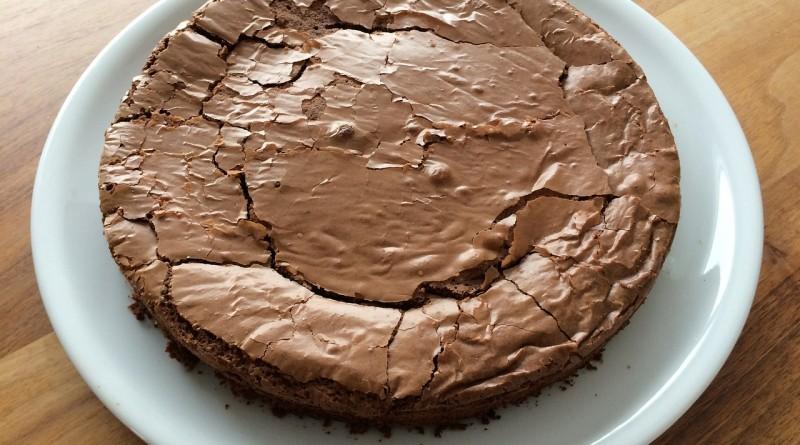 Nem chokoladekage opskrift