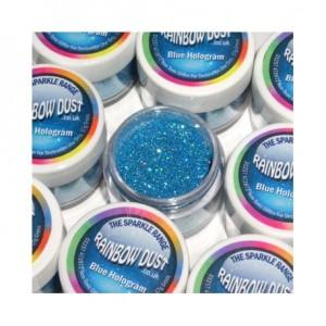 dekorationsglimmer-hologram-bla-5-gram