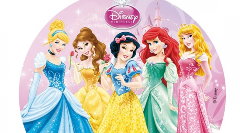 Disney-prinsesser-kage