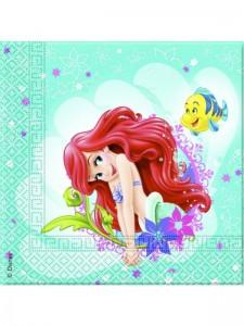 ariel_beautiful_mermaid_napkins_2