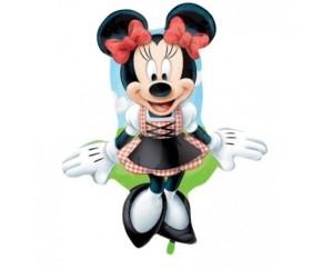 minnie mouse fødselsdag minnie folieballon
