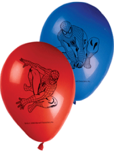 spiderman_ballons