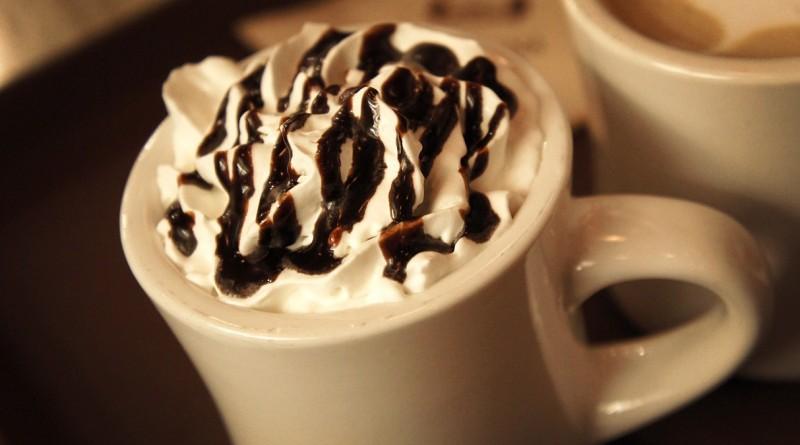 Hjemmelavet varm chokolade