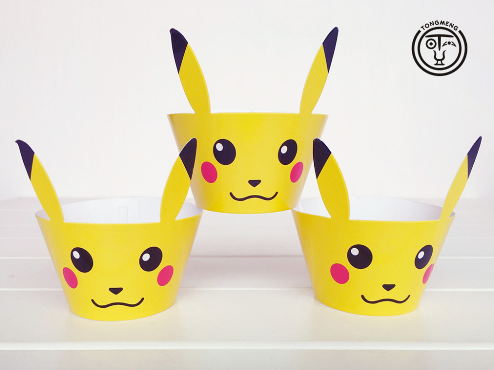 12pcs-cartoon-anime-pokemon-go-pikachu-cupcake-wrappers-decoration-wedding-party-favorscup-cake-toppers-picks-supplies