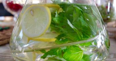 vand-med-smag-mynte-citron