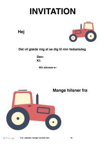 traktor-foedselsdag-invitation