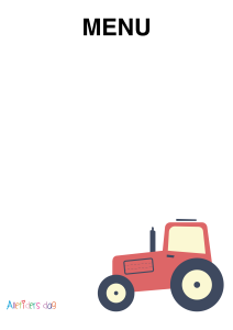 traktor-foedselsdag-menu