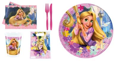 rapunzel-foedselsdag-borddaekning