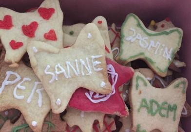 Underholdning: Pynte småkager