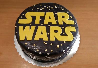 Nem Star Wars kage – enkelt og nemt!