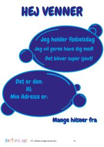 Blå-bubbelgum-gratis-fødselsdags-invitation-print-selv-01