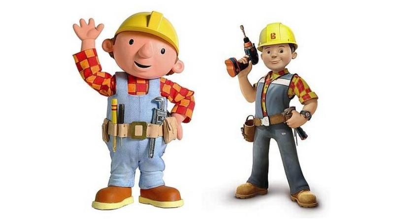 Byggemand Bob fødselsdag