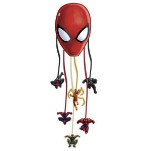 pinata til børnefødselsdag, spiderman pinata