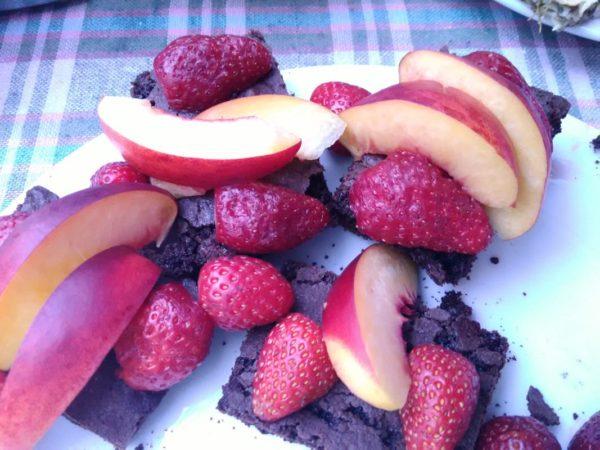 brownies opskrift brownies med frugt brownies uden mælk