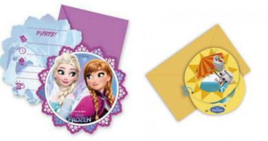 frost invitationer Frost indbydelser frost fødselsdag