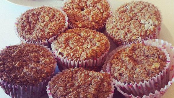 sunde muffins opskrift glutenfri muffins