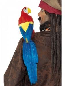 pirat-børnfødselsdag-papegøje