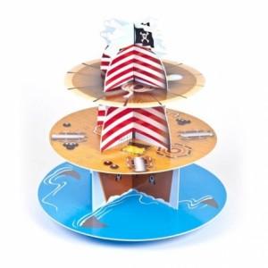 cupcakes-kagestativ-i-3-etager-pirat