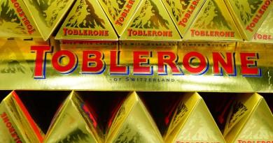Toblerone lagkage alletidersdag