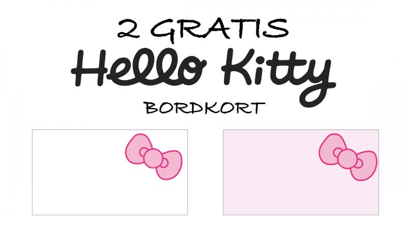 hello kitty bordkort, gratis hello kitty, hello kitty fødselsdag