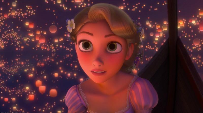 Rapunzel lanterner alletidersdag