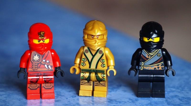 Lego kageform