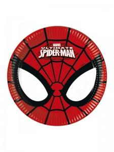 spiderman-paptallerken-19_5-cm