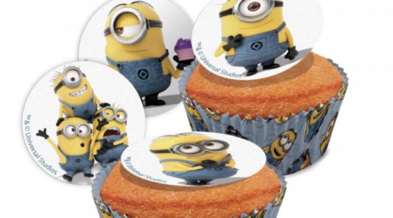 Minions kageprint, minions spiseligt billede, minions spiselige billeder, minions sukkerprint, minions sukkerbilleder, minions kage, minions kager, minions fødselsdag, minions tema, inspiration til børne fødselsdag, nem minions kage, alletiders dag