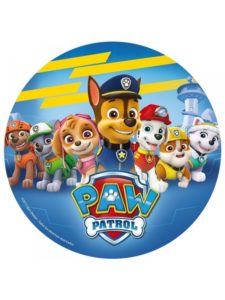 paw patrol kageprint paw patrol kage paw patrol sukkerprint