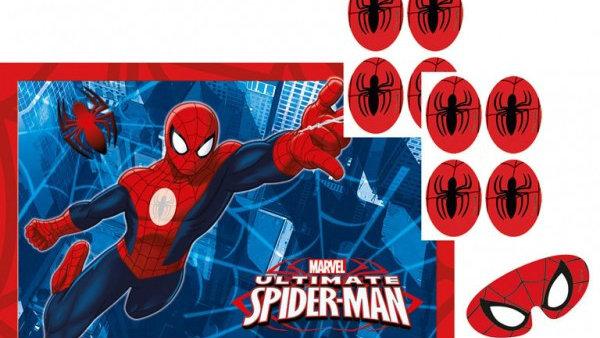 spiderman underholdning til børnefødselsdagen
