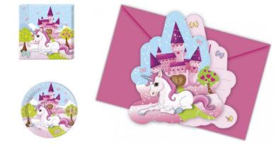 borddækning til unicorn fødselsdag, unicorn temafest, unicorn fest, enhjørning fødselsdag, enhjørning temafest, enhjørning fest, inspiration til børnefødselsdag