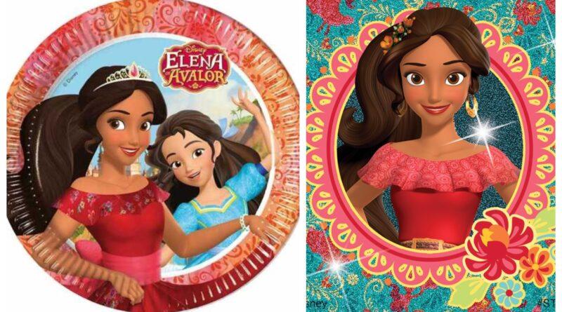 Elena fra Avalor børnefødselsdag