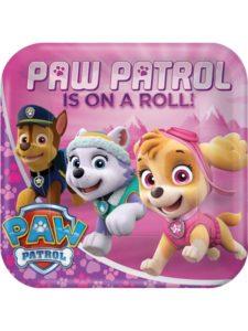 paw patrol skye fødselsdagsfest skye fødselsdagstema paw patrule skye fødselsdag paw patrol skye muffins paw patrol kage paptallerkner