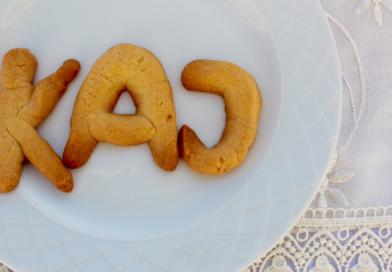 Bogstavs småkager