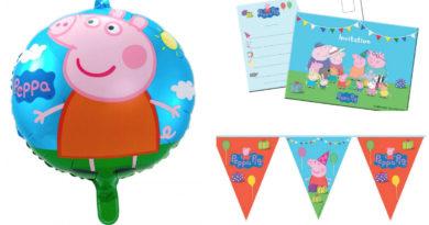 borddækning til gurli gris fødselsdag, gurli gris børnefødselsdag, gurli gris temafest, gurli gris festartikler, gurli gris fødselsdagstemas, inspiration til gurli gris fødselsdag, alletiders dag